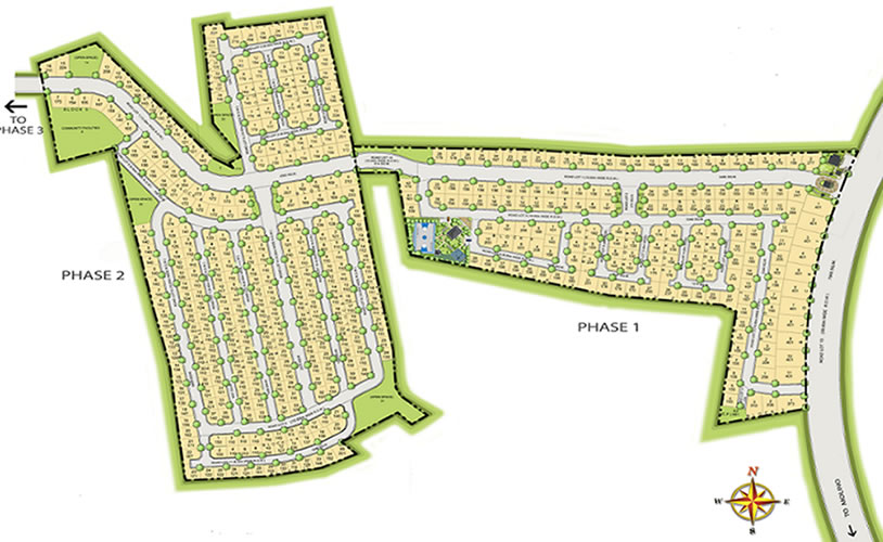 Princeton Heights Site Development Plan