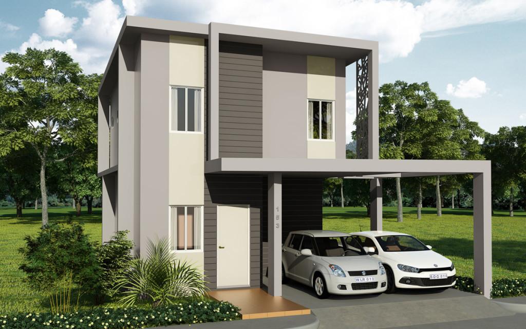 Soluna selena house model